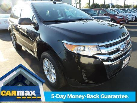 2014 Ford Edge SE SE 4dr SUV