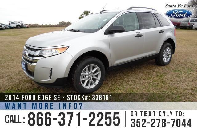 2014 Ford Edge SE - Window Sticker $30,440 - YOUR PRICE
