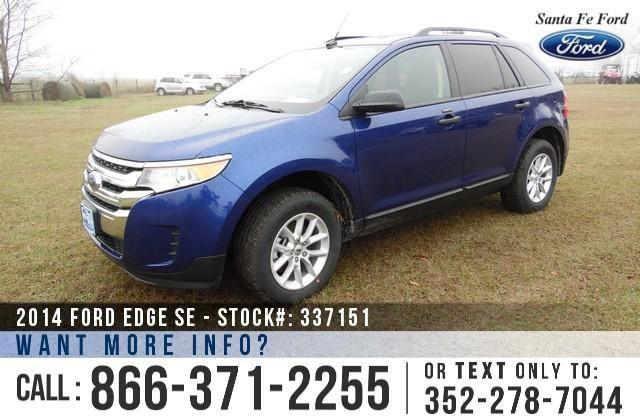 2014 Ford Edge SE - YOUR PRICE $24,887 - Sticker