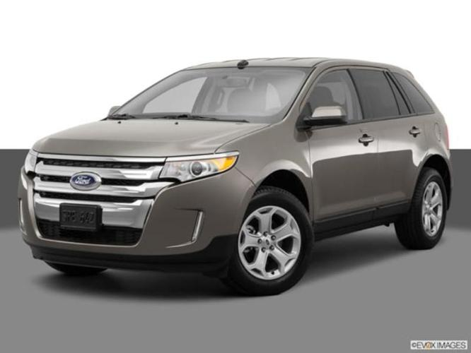 2014 Ford Edge SEL AWD SEL 4dr Crossover