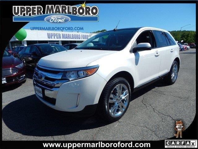 2014 Ford Edge SEL AWD SEL 4dr SUV