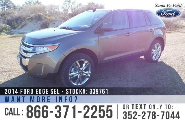 2014 Ford Edge SEL - SAVE thousands on ALL New Ford