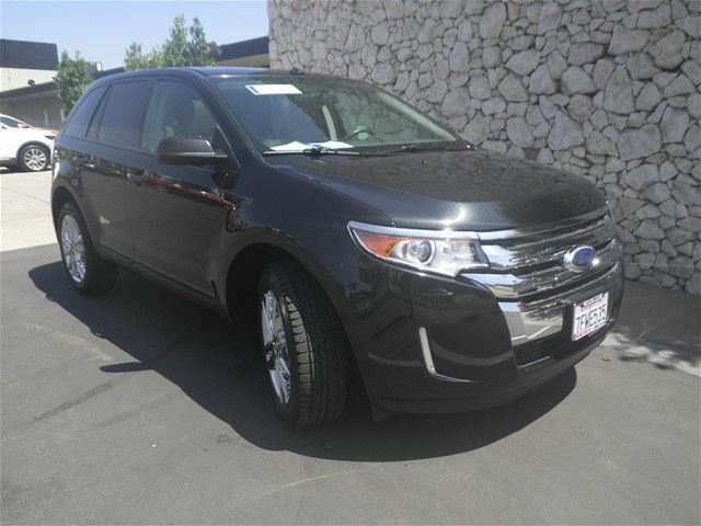 2014 Ford Edge SEL SEL 4dr Crossover