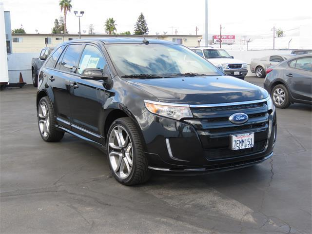 2014 Ford Edge Sport AWD Sport 4dr Crossover