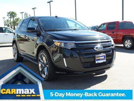 2014 Ford Edge Sport Sport 4dr SUV