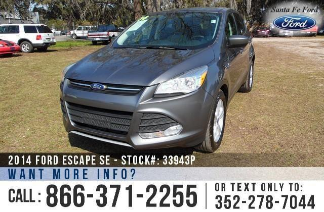 2014 Ford Escape SE - 28K Miles - Finance Here!