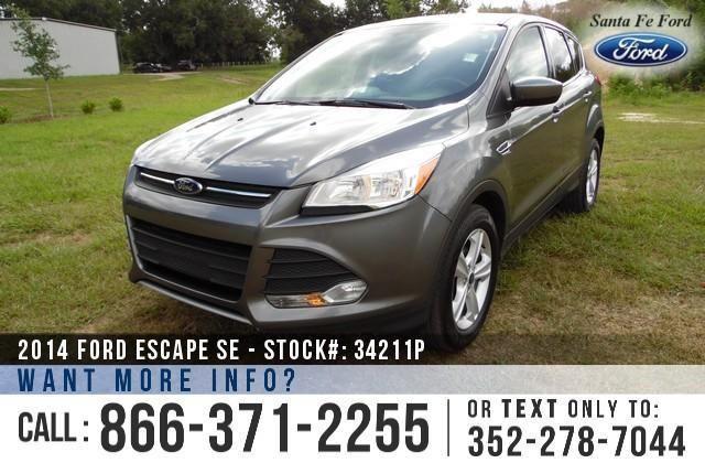 2014 Ford Escape SE - 34K Miles - Finance Here!