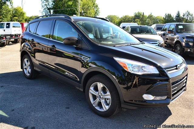 2014 ford escape 39 se 39 4wd navigation rear view camera rhinebeck for sale in rhinebeck new. Black Bedroom Furniture Sets. Home Design Ideas