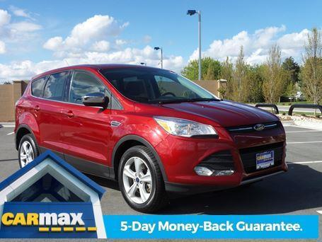 2014 ford escape se awd se 4dr suv for sale in meridian idaho classified. Black Bedroom Furniture Sets. Home Design Ideas