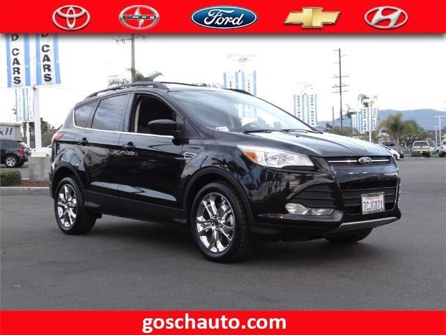 2014 ford escape se se 4dr suv for sale in hemet california classified. Black Bedroom Furniture Sets. Home Design Ideas
