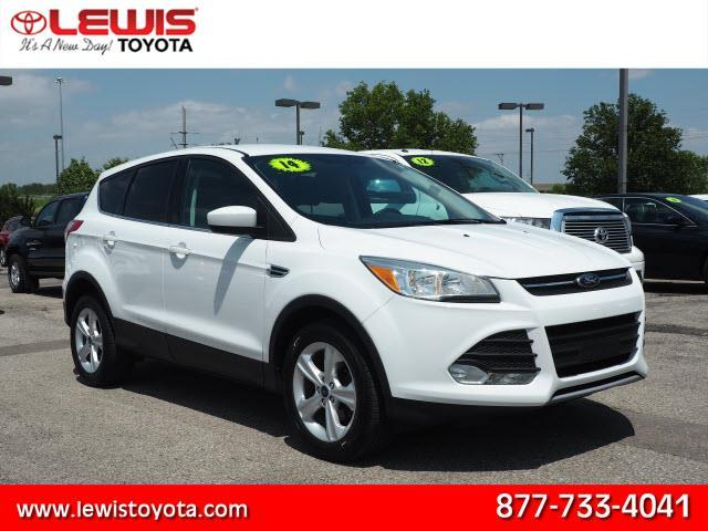 2014 ford escape se se 4dr suv for sale in topeka kansas classified. Black Bedroom Furniture Sets. Home Design Ideas