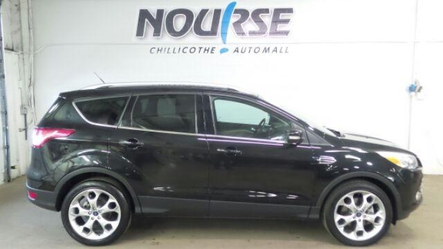 2014 ford escape titanium 4dr suv for sale in chillicothe ohio classified. Black Bedroom Furniture Sets. Home Design Ideas