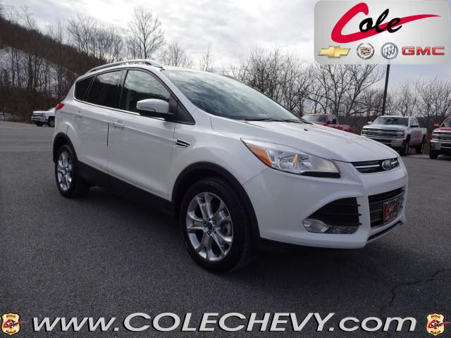 2014 ford escape titanium bluefield wv for sale in ada west virginia classified. Black Bedroom Furniture Sets. Home Design Ideas