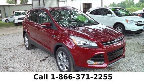 2014 Ford Escape Titanium - Leather Seats - GPS/NAV