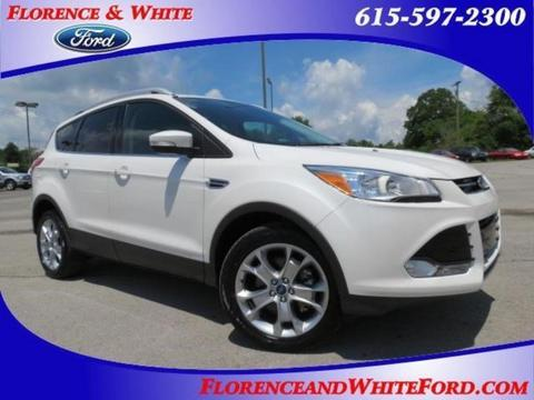 2014 ford escape titanium smithville tn for sale in smithville tennessee classified. Black Bedroom Furniture Sets. Home Design Ideas