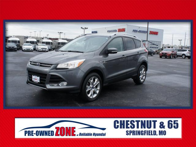 2014 ford escape titanium springfield mo for sale in. Black Bedroom Furniture Sets. Home Design Ideas