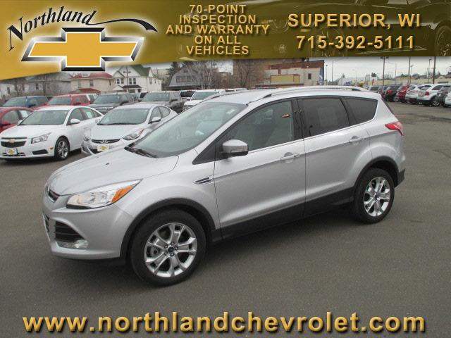 2014 Ford Escape Titanium Superior, WI