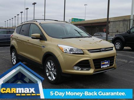 2014 ford escape titanium titanium 4dr suv for sale in indianapolis indiana classified. Black Bedroom Furniture Sets. Home Design Ideas