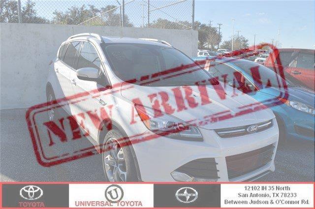 2014 Ford Escape Titanium Titanium 4dr SUV