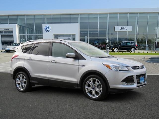2014 ford escape titanium titanium 4dr suv for sale in medford oregon classified. Black Bedroom Furniture Sets. Home Design Ideas