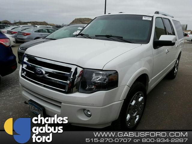 2014 ford expedition el limited 4x4 limited 4dr suv for sale in des moines iowa classified. Black Bedroom Furniture Sets. Home Design Ideas
