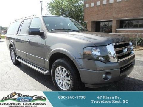 2014 ford expedition el limited travelers rest sc for sale in. Cars Review. Best American Auto & Cars Review