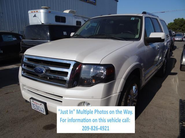 2014 Ford Expedition Limited 4x4 Limited 4dr SUV