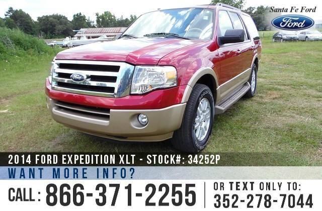 2014 Ford Expedition XLT - 35K Miles - Finance Here!