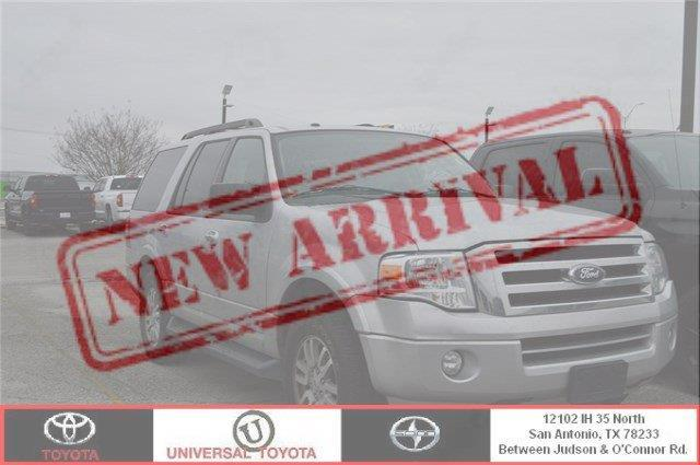 2014 Ford Expedition XLT 4x2 XLT 4dr SUV