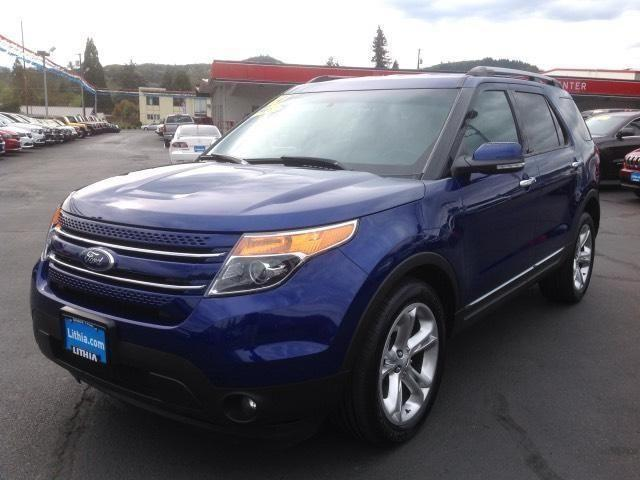 2014 ford explorer 4dr 4x4 limited limited for sale in grants pass oregon classified. Black Bedroom Furniture Sets. Home Design Ideas