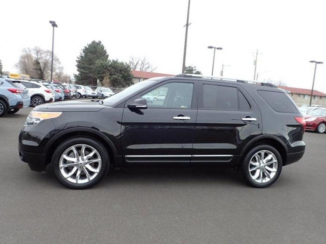 2014 Ford Explorer 4WD XLT