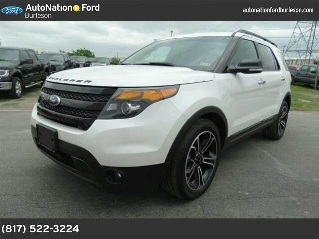 2014 ford explorer for sale in burleson texas classified. Black Bedroom Furniture Sets. Home Design Ideas