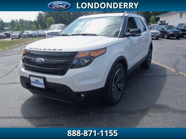 2014 ford explorer for sale in londonderry new hampshire classified. Black Bedroom Furniture Sets. Home Design Ideas