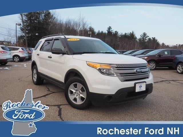 2014 Ford Explorer Base AWD Base 4dr SUV