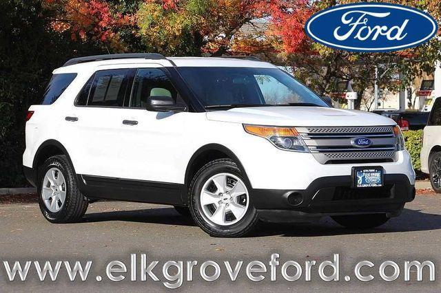 2014 Ford Explorer Base Base 4dr SUV