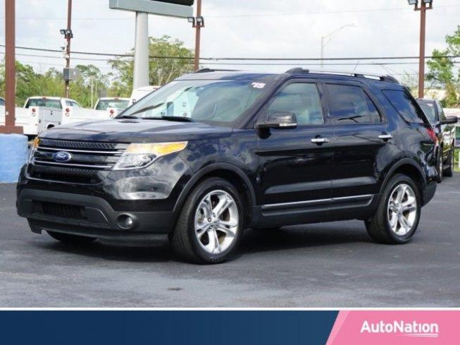 2014 Ford Explorer FWD Limited