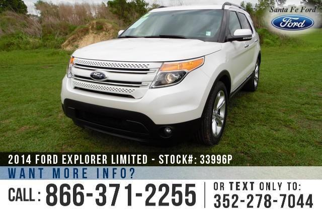 2014 Ford Explorer Limited - 29K Miles - Finance Here!