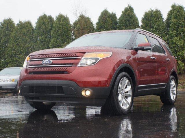 2014 ford explorer limited for sale in monroe michigan classified. Black Bedroom Furniture Sets. Home Design Ideas