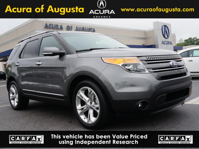 2014 ford explorer limited augusta ga for sale in augusta georgia classified. Black Bedroom Furniture Sets. Home Design Ideas