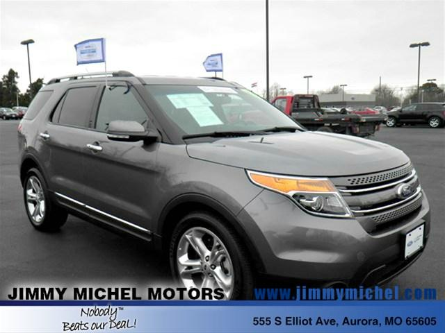 2014 Ford Explorer Limited Aurora, MO
