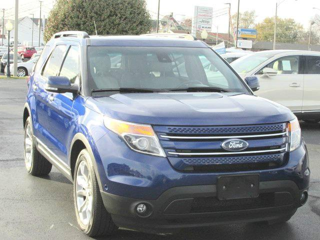 2014 ford explorer limited awd limited 4dr suv for sale in bakerville illinois classified. Black Bedroom Furniture Sets. Home Design Ideas