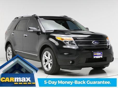 2014 Ford Explorer Limited AWD Limited 4dr SUV