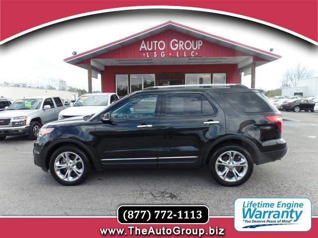 2014 ford explorer limited awd limited 4dr suv for sale in mount pleasant michigan classified. Black Bedroom Furniture Sets. Home Design Ideas