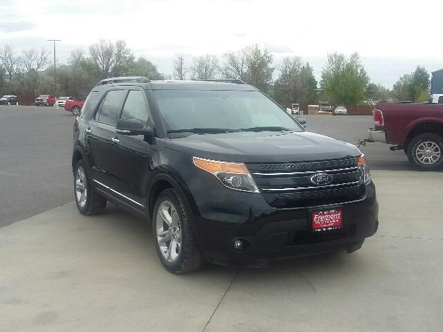 2014 ford explorer limited awd limited 4dr suv for sale in cody wyoming classified. Black Bedroom Furniture Sets. Home Design Ideas
