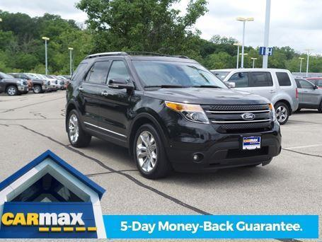 2014 ford explorer limited awd limited 4dr suv for sale in cincinnati ohio classified. Black Bedroom Furniture Sets. Home Design Ideas