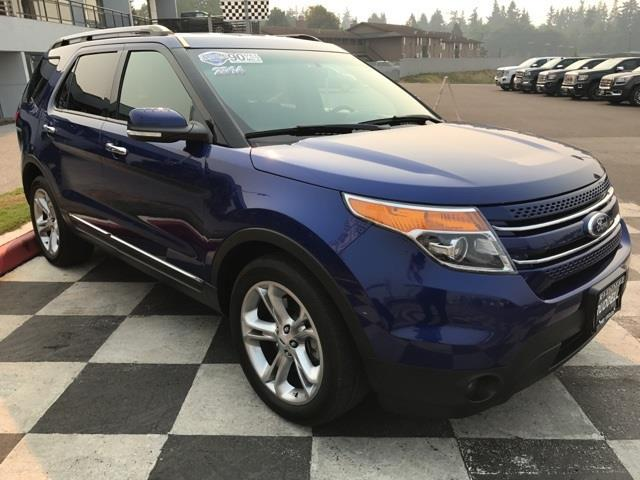 2014 ford explorer limited awd limited 4dr suv for sale in agnew washington classified. Black Bedroom Furniture Sets. Home Design Ideas