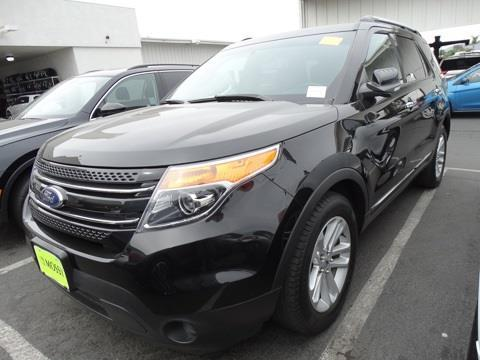 2014 Ford Explorer Limited Limited 4dr SUV