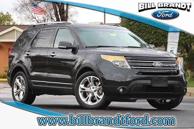 2014 ford explorer limited limited 4dr suv for sale in brentwood california classified. Black Bedroom Furniture Sets. Home Design Ideas