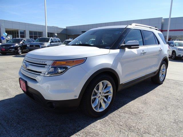 2014 ford explorer limited limited 4dr suv for sale in clarks texas classified. Black Bedroom Furniture Sets. Home Design Ideas