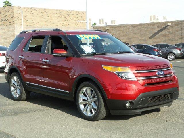 2014 ford explorer limited limited 4dr suv for sale in tucson arizona classified. Black Bedroom Furniture Sets. Home Design Ideas